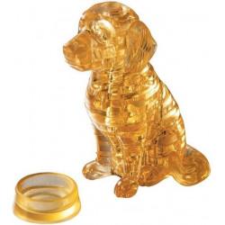 Crystal Puzzle: Golden Retriever (41)