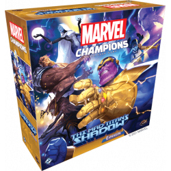 Marvel Champions: The Card Game – The Mad Titan's Shadow