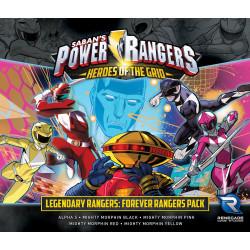 Power Rangers: Heroes of the Grid – Legendary Rangers: Forever...