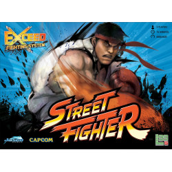 Exceed: Street Fighter – Ryu Box