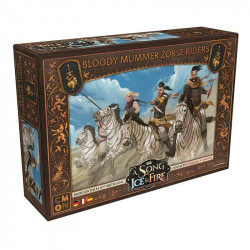 A Song of Ice & Fire: Tabletop Miniatures Game – Bloody Mummer...