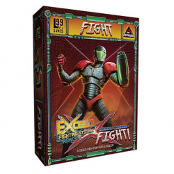 Exceed: A Robot Named Fight! Solo Fighter