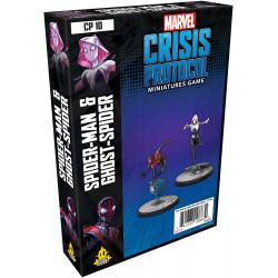 Marvel: Crisis Protocol – Spider-Man & Ghost-Spider