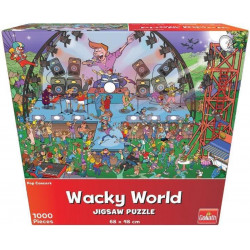 Wacky World: Pop Concert (1000)