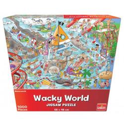Wacky World: Waterworld (1000)