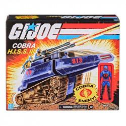 G.I Joe Retro Collection: Cobra H.I.S.S. III