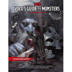 D&D 5.0 - Volo's Guide to Monsters