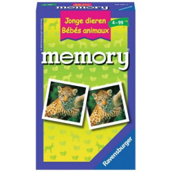 Tierbaby Memory (Dutch & French)
