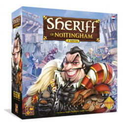 [Endommagé] Sheriff of Nottingham (2nd Edition) NL