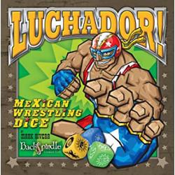 [Beschädigt] Luchador! Mexican Wrestling Dice