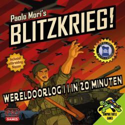 Blitzkrieg! Wereldoorlog II in 20 minuten + Nippon uitbreiding