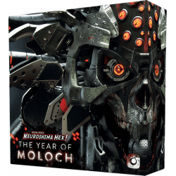 Neuroshima Hex!: The Year of Moloch Limited Edition