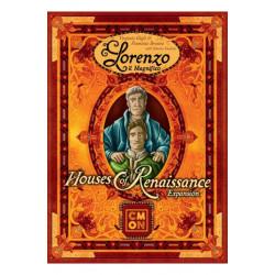 [Endommagé] Lorenzo il Magnifico: Houses of Renaissance