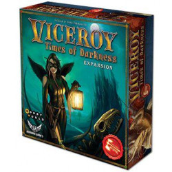 [Beschädigt] Viceroy:Times of Darkness Expansion - Limited Version