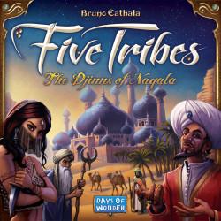 [Beschädigt] Five Tribes: The Djinns of Naqala
