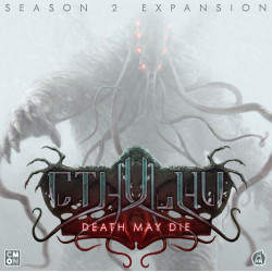 [Endommagé] Cthulhu: Death May Die � Season 2 Expansion