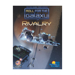 [Beschädigt] Roll for the Galaxy: Rivalry