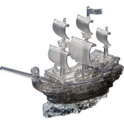 Crystal Puzzle: Pirate Ship (101)