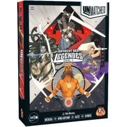 Unmatched: Gevecht der Legendes, Deel 1