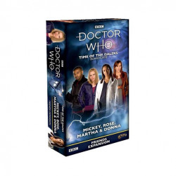 Doctor Who: Time of the Daleks – Mickey, Rose, Martha & Donna