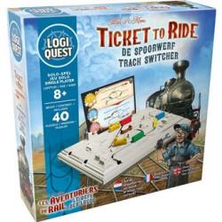 Ticket To Ride - De Spoorwerf