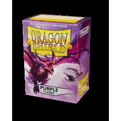 Dragon Shield 100 Classic Purple