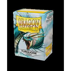 Dragon Shield 100 Classic Turquoise