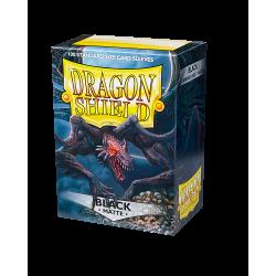 Dragon Shield 100 Matte Black
