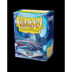 Dragon Shield 100 Matte Blue