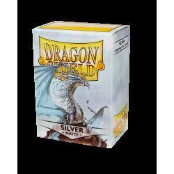 Dragon Shield 100 Matte Silver
