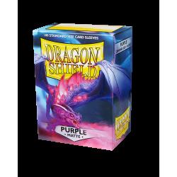 Dragon Shield 100 Matte Purple