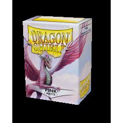 Dragon Shield 100 Matte Pink
