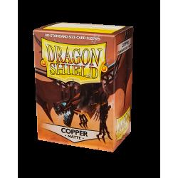 Dragon Shield 100 Matte Copper