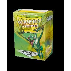 Dragon Shield 100 Matte Apple Green