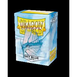Dragon Shield 100 Matte Sky Blue