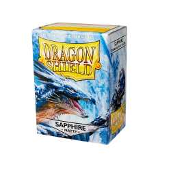 Dragon Shield 100 Matte Sapphire