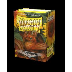 Dragon Shield 100 Matte Tangerine