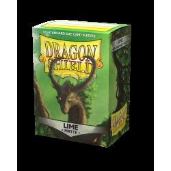 Dragon Shield 100 Matte Lime
