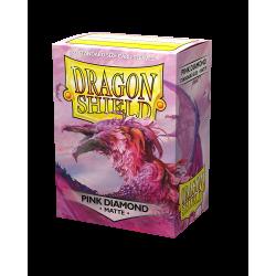 Dragon Shield 100 Matte Pink Diamond