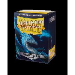 Dragon Shield 100 Matte Night Blue