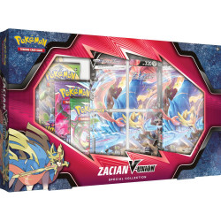 Pokémon TCG: Zacian V-UNION Special Collection