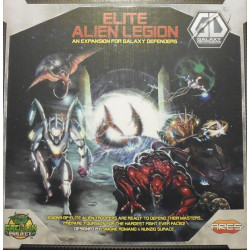 Galaxy Defenders: Elite Alien Legion