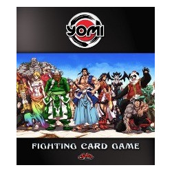 Yomi EX Powerup Card Game