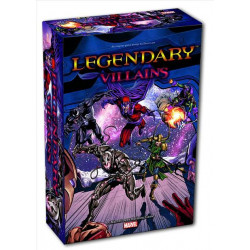 Legendary: Villains – A Marvel Deck Building Game
