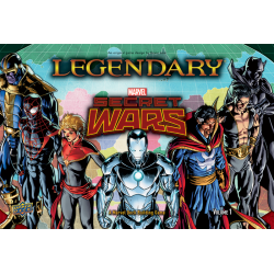 Legendary: Secret Wars –...