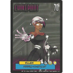 Sentinels of the Multiverse: Chokepoint Villain Character