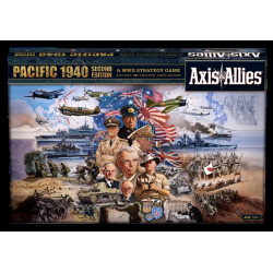 Axis & Allies: Pacific 1940 Second Edition