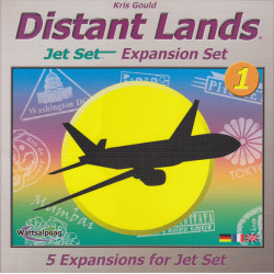 Jet Set: Distant Lands – Expansion Set 1
