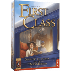 First Class: Spanning en intrige in de Oriënt Express