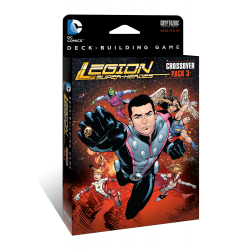 DC Comics Deck-Building Game: Crossover Pack 3 – Legion of...